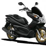 Moto Honda PCX 2015
